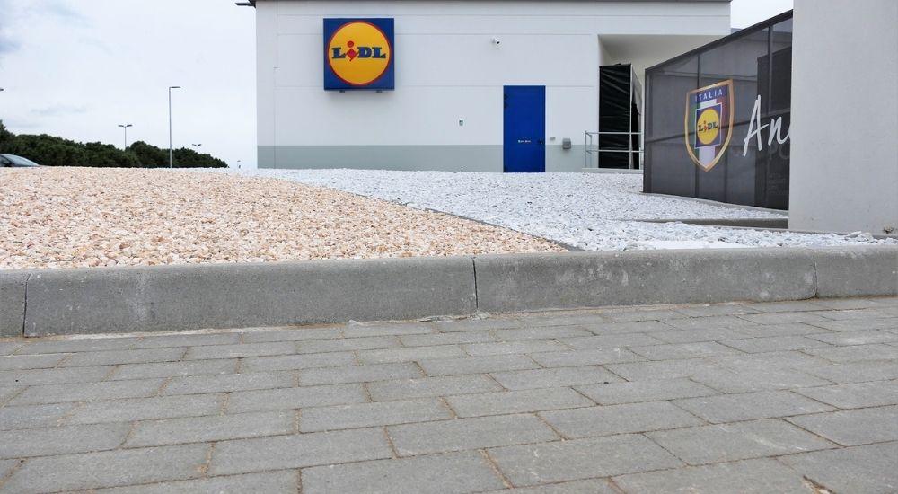 Pavimenti autobloccanti lidl