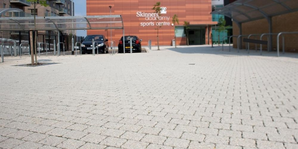 Pavimenti drenanti per piazzali industriali