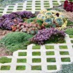 Come realizzare un giardino con masselli così belli da suscitare l'invidia del vicino
